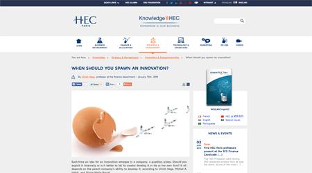 K@HEC