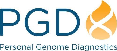Personal Genome Diagnostics, Inc. (PRNewsFoto/Personal Genome Diagnostics Inc.)