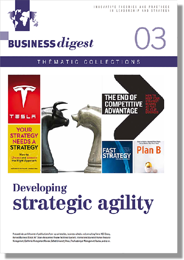 Thematic Collections #03 - Developing strategic agility