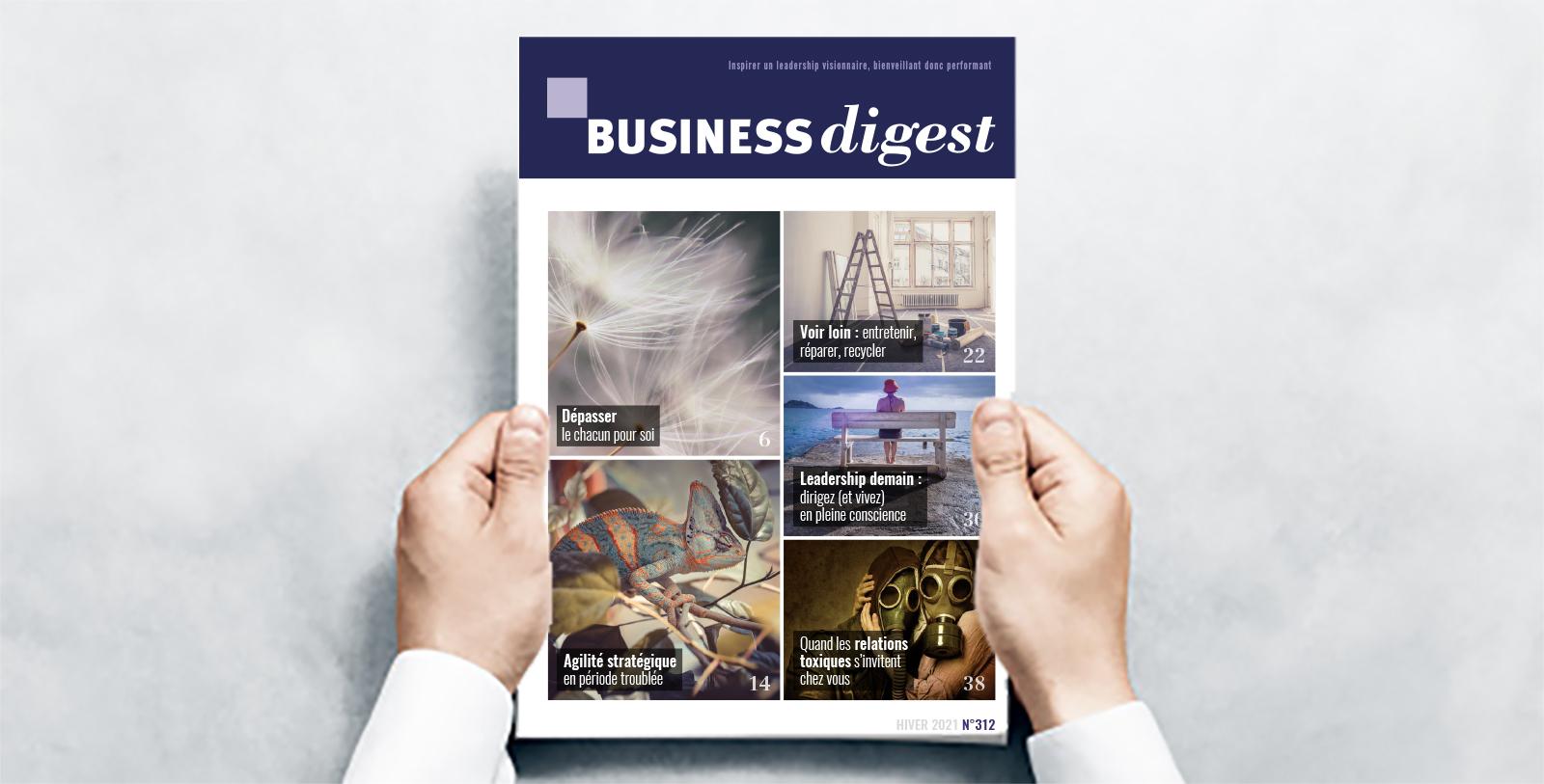 Business Digest Trimestriel