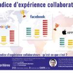 [Infographie] L'indice expérience collaborateurs