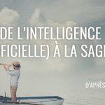 De l'intelligence (artificielle) à la sagesse
